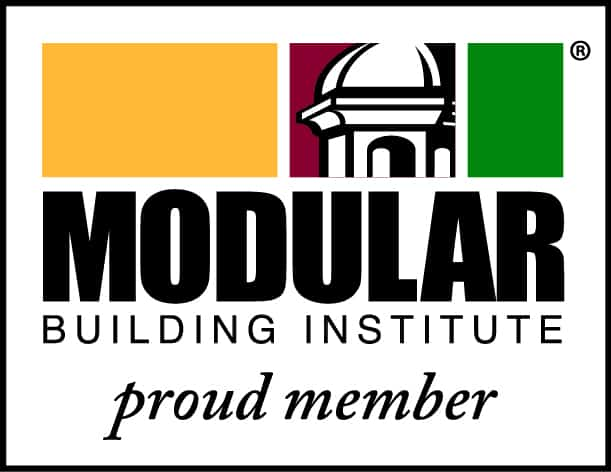 We Are A Member Of The Modular Building Institute