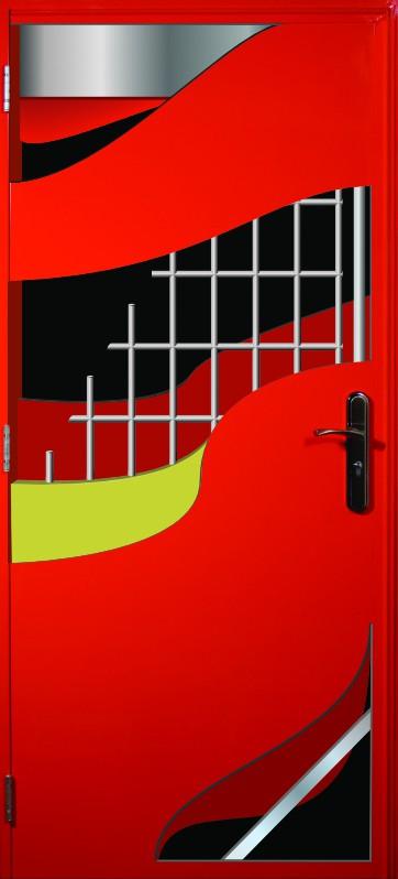 Kirncroft Steel Security Doors Internal Breakdown