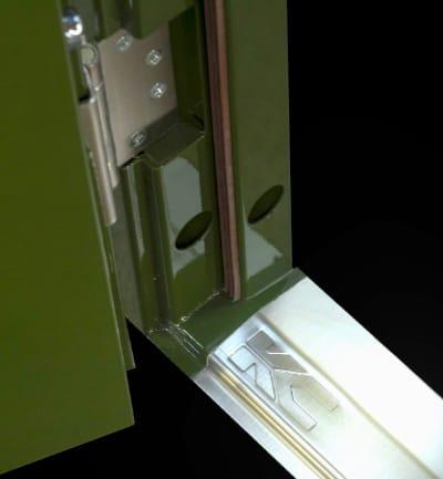 Fully Sealed Door