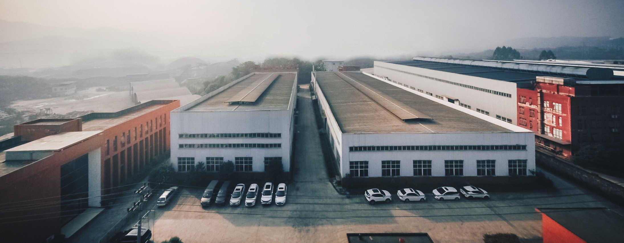 Kirncroft Security Doors China Factory